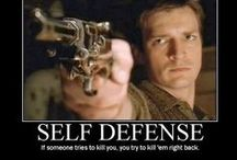 Self-Defense / by Amanda Stallings