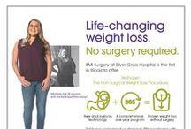 Learn About Weight Loss Surgery / Discover if weight loss surgery is right for you!
