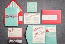 Wedding Stationery / Beautiful wedding stationery, from elegant to classic, vintage to modern.