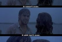 My favorite movies, movie scenes, actors/actresses, and movie quotes!! :) ♥ / by Kelli