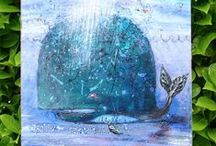 Calina Lefter Paintings / Etsy store by CalinaLefter