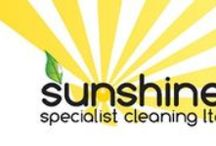 Sunshine Specialist Cleaning / Domestic cleaning of everything Especially carpets and upholstery
