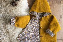 Kleidung für Mädchen / Inspirationen für den Kleiderschrank unserer Tochter