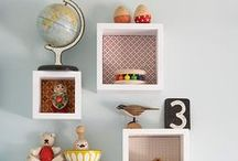 Nursery / A board for the soon-to-be mom looking for a wide range of nursery decorating ideas. / by weeDECOR