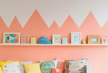 """Big Kids Room / Decor and decorating ideas for your """"big"""" kid. Oh, how fast they grow! / by weeDECOR"""
