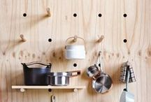 Organize and Store / Storage can be stylish, too! / by weeDECOR