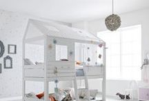 Shared Kids Room Decor / Have kids? Have rooms? We share our favorite multi-kid room decor ideas. / by weeDECOR