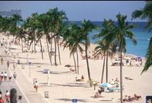 Hollywood Highlights / Places to go and people to see in Hollywood, Florida!