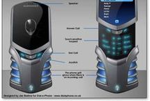 Technology & gadgets I like / Produkty istniejące lub nie, które uważam za fajne pomysły.