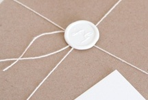 Paper / #Inspiración, #ideas y cosas que nos encantan! Inspiration and #ideas. Things we love! #craft #DIY #tintagris #manualidades #eventos #productos #wedding