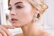 Bridal Earrings / Aubre's Favorites - Here are some of our favorite bridal or evening wear earrings. www.aubresbridal.com