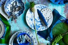 TABLE WEAR / Table setting and dining space ideas