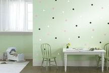 Wall Decals / Our wall decals in nurseries and kids' rooms throughout the US & Canada. / by weeDECOR