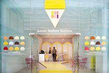 Cool Displays and Visual Merchandising