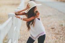 Fashion / by Hayley Barner