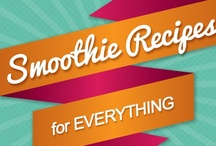Smoothie Recipes / by CE Thompkins