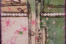 Encaustic with PanPastel