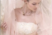 Wedding Gown / Wedding gowns and dresses, most with color.