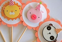baby showers + kid's deco / by Lydiath X