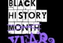 Black History YEAR  / by Kimberly Smith