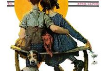 Norman Rockwell & The Saturday Evening Post / by Carla Bennett