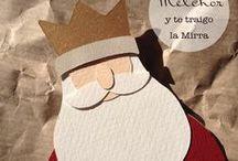 Navidad Tinta Gris / adornos y complementos,  regalos e ideas para esta navidad