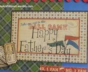 Cards-Masculine-Dad-Hubby-All Occasions / cards for boys and the men in our lives for all their special occasions: Birthdays, Fathers Day, Anniversaries, etc...