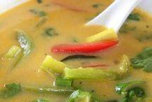 """Cookbook - soups / Zupy  Zbiór internetowych przepisów, które """"do mnie gadają"""" ;-)"""