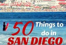 Southern California / places, foods, activities in S. California