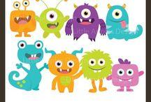 Classroom: Little Monsters