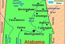 Sweet Home Alabama / Alabama info, stuff to do, places to see, things to do