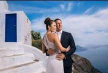 Rocabella Santorini wedding venue / The amazing wedding of Yuni and Ben at Rocabella Santorini wedding venue