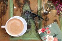 i love coffee a latte / Latte's