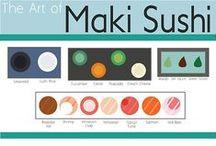 Cookbook - sushi inspirations
