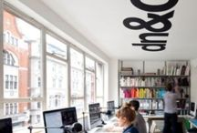 Work Space - Office / Epitomizing productivity and efficiency