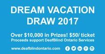 Events at DeafBlind Ontario Services