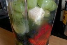 Cookbook - healthy smoothies' ideas / Healthy smoothies' recipes... my own & found on the net...