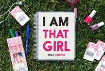 I AM THAT GIRL / by Gabrielle Hastings