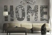 YeYe Wall Stickers / Cool walls for cool people.