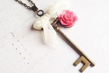 {JEWELRY} Keys to making Necklaces