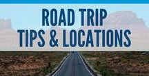 Road Trip Tips & Locations / Road trips are an awesome way to see a country or state. This board includes road trip guides, road trip itineraries, locations to see on your road trip, how to plan a road trip on a budget, how to save money on a road trip, how to take kids on a road trip, the best road trip apps, the best websites to plan a road trip, and much more.