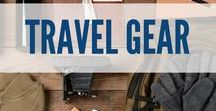 Travel Gear / Having the right gear can make or break your trip. This board includes travel gear guides, comparisons of travel gear, hiking gear, backpacking gear, camping gear, packing gear, the best suitcases, packing checklists, and much more to help your trip go smoothly.