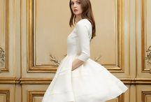 Robes mariage - Wedding dress - Robes de mariée / LA ROBE !! La robe de la mariée... celle qui nous donne tant de tracas ;) difficiles elles sont toutes tellement belles !