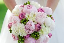 Bouquet de mariée - mariage / LE BOUQUET !!! Le bouquet de la mariée qui doit aller avec la robe, la coiffure, le thème...