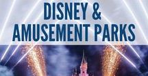 Disney & Amusement Parks / Do you love Disney World, Disney Land, or amusement parks? This board has it all including where to stay near Disney World, the best amusement parks, Disney land tips, Disney World Tips, amusement park packing lists, and much more!