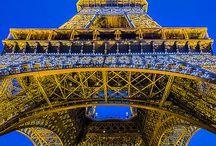 Paris - France - La plus belle ville du monde  / Paris sera toujours Paris. Magique !!