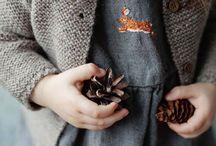 Nachhaltige Kinderkleidung / Nachhaltige schlichte Kleidung für Kinder.