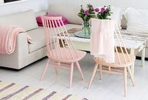 H O M E/ Living Spaces / living rooms, decor, bedrooms, kitchens, bathrooms, art, furniture / by Andrea of Legal Miss Sunshine