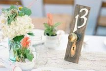 WEDDINGS / I love weddings! Tablescapes, florals, signs, invitations, and more to help you plan your wedding day.