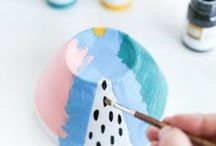 CRAFTS / And DIY / Fun, easy, affordable crafts and DIYs for your home. Go heat up that glue gun!